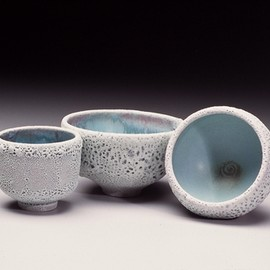 Michael Hamlin-Smith - Crater Glazed Bowls