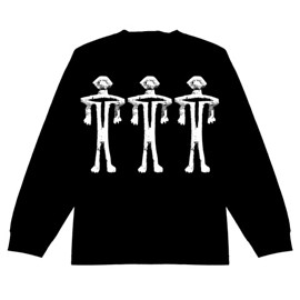 The Trilogy Tapes - Long-sleeve Dogū TTT