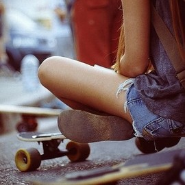 Girls & Skateboards