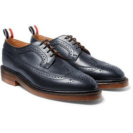 Thom Browne - Leather Longwing Brogues