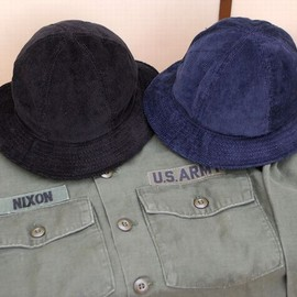 New York Hat×US - U.S.Army Utility Hat