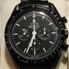 OMEGA - Omega SPEEDMASTER PROFESSIONAL MOON WATCH PVD