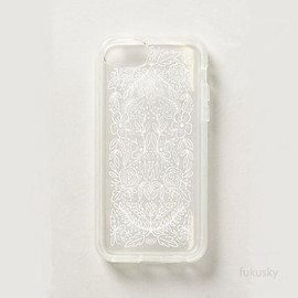 Anthropologie - フラワーレースiphone5/6/6Plusケース