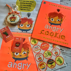 Laura Dockrill - Angry Cookie