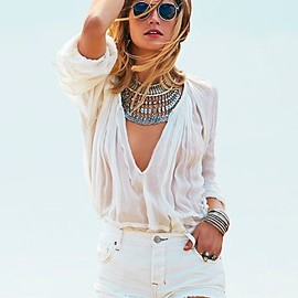Free People - FP ONE Tie That Binds Blouse