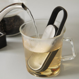 TENT, KINTO - LOOP tea strainer