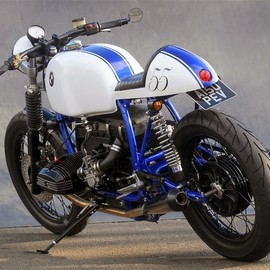 "Kevils Speed Shop - ""Azure"" BMW R80"