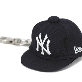 NEWERA - NEWERA CAP KEYHOLDER NEW YORK YANKEES NAVY
