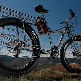 Black Sheep - Titanium Long-Tail Fat-Bike