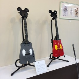 "ESP - Disney Limited Edition""Mickey Mouse Guitar""created by ESP"