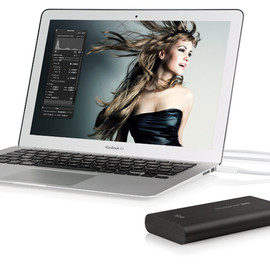 Elgato - Thunderbolt SSD - Portable High-Speed Drive