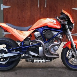 Classified Moto - Buell S1 Lightning 1998