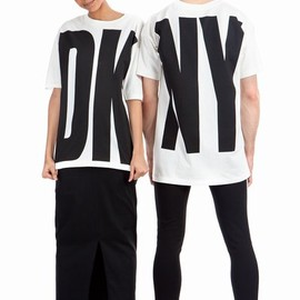 DKNY Exclusively for Opening Ceremony - Spring '92 DK NY T