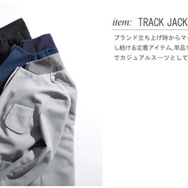 Curly - track jacket