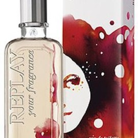 REPLAY - REPLAY Your Fragrance!