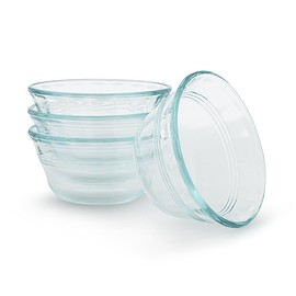 Pyrex® - Custard Cups, Set of 4