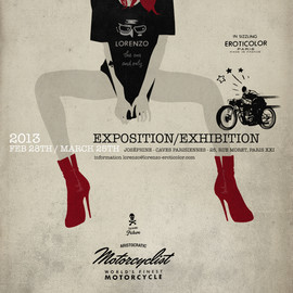 2013 Exposition/Exhibition :: Aristrocratic Motorcyclist