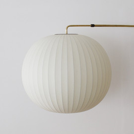 Howard Miller - Bubble Lamp by George Nelson