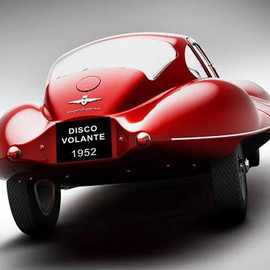 DISCO VOLANTE - 1952 CONCEPT CAR