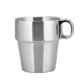 Double Wall Stainless Steel Mag Cup マグカップ