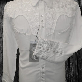 Scully - P-634 White