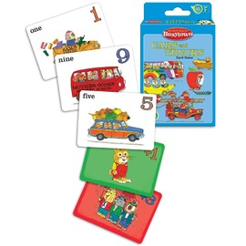 Richard Scarry - Cards & Trucks Game
