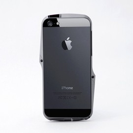 Ag++ Aluminum iPhone 5 Bumper