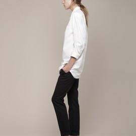 ◯ - Acne / Brooke Turn Up Trouser