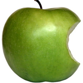 FRUITS - GREEN APPLES