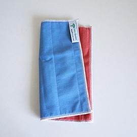 MQ Duotex - Double Cloth(Red/Blue)