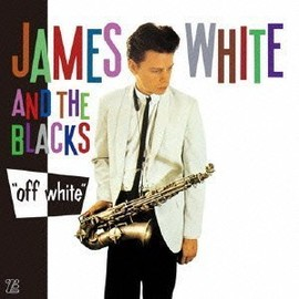 james white and the black - off white