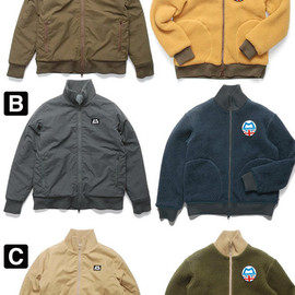 MOUNTAIN EQUIPMENT - CLASSIC REVERSIBLE JACKET