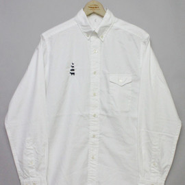 Mountain Research - 1371 B.D. (2014SS White)