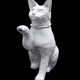 ASTIER de VILLATTE - Setsuko Collection 猫のティーポット