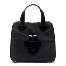 TILA MARCH - ZELIG TOTE CANVAS Noir