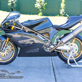 MC Roadrunner - DUCATI Supermono 549 Prototype