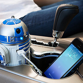 R2-D2 車内用バッテリーチャージャー - R2-D2 車内用バッテリーチャージャー