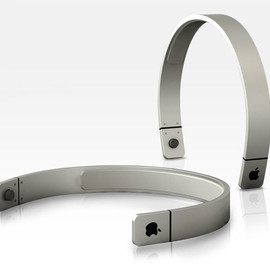 Yanko Design - Apple Headphones Concept