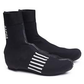 Rapha - Pro Team Rain Overshoes ( Black )