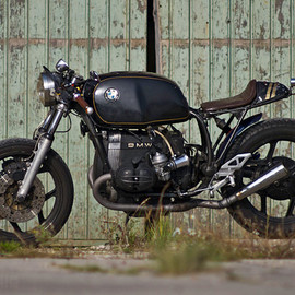 BMW - R80 cafe racer