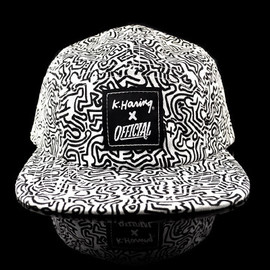 OFFICIAL - Keith Haring Camper