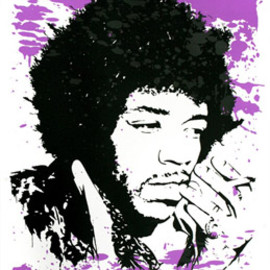 mr. brainwash - PURPLE SPLASH