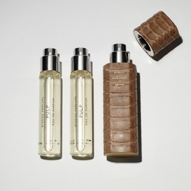 Byredo - leather travel cases