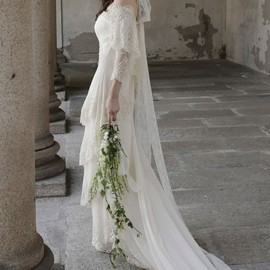 WEDDING - Alberta Ferretti Spring 2014 Wedding Dress