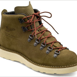 Danner - Mountain Light tan-suede