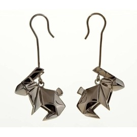 Origami Jewellery - Rabbit Earring