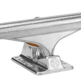 INDEPENDENT TRUCK COMPANY - 139 Forged Titanium Silver Trucks