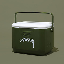 STUSSY - Coleman Excursion® 16QT Cooler | Olive |