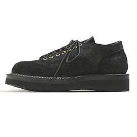 WHITE'S BOOTS - North West Oxford-Black Rough Out