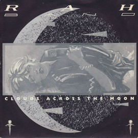 Rah Band - clouds across the moon 12inch
